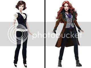Twilight,Eclipse,Barbie,Alice Cullen,Victoria