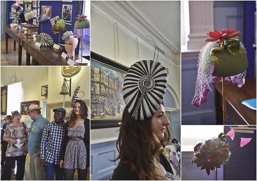 Bridport Hat Festival - Town Hall prizes