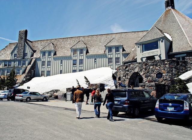 Timberline Lodge - June 2012