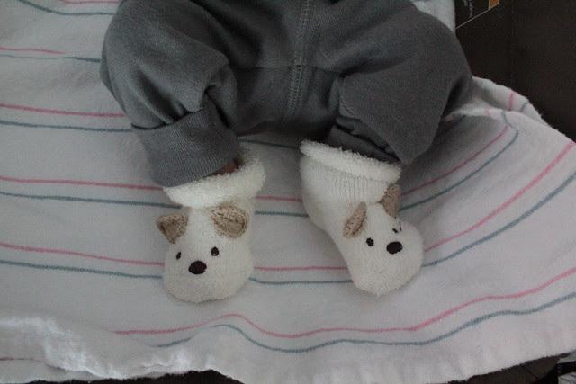Sweetie Feet