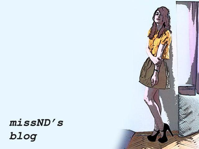 missND's blog