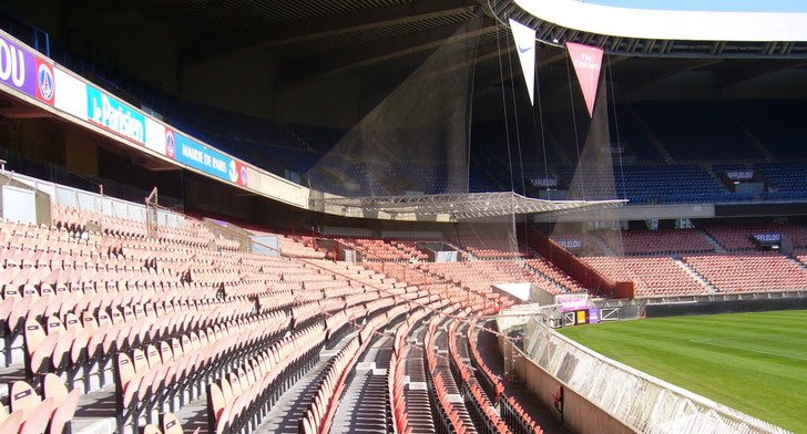 Paris Saint-Germain: Parc des Princes Stadium Guide ...