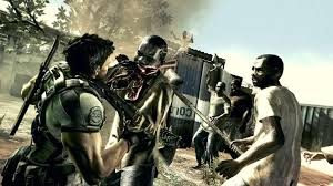 Download Resident evil 5 Free