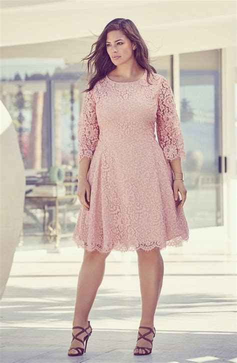 33 Plus Size Wedding Guest Dresses {with Sleeves}!   Plus