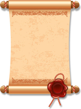 Scroll paper vector free vector download (5,597 Free vector) for ...