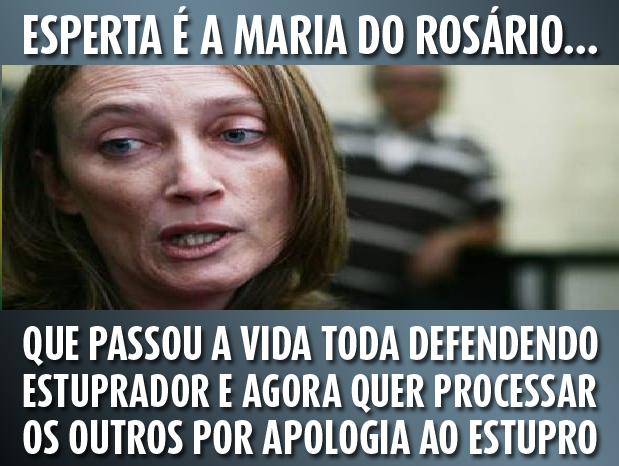 maria do rosário estupro