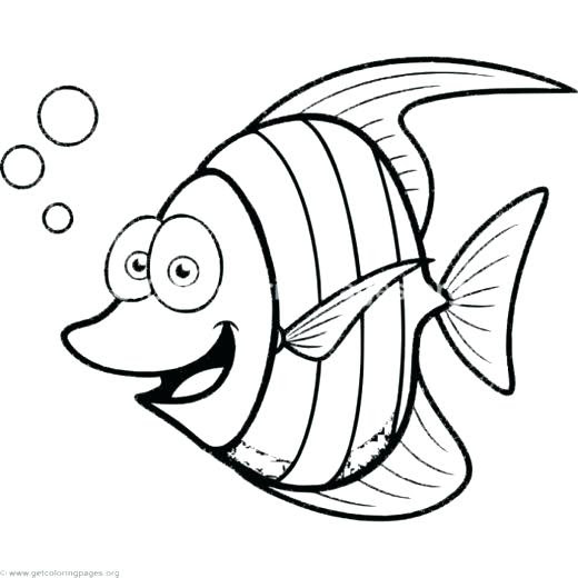 Cute Fish Coloring Pages at GetColorings.com | Free ...