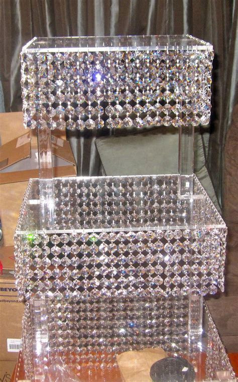 61 best images about crystal cake stand on Pinterest