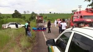 MORTE NA ESTRADA: Acidente em estrada estadual de Rondônia  deixa dois mortos
