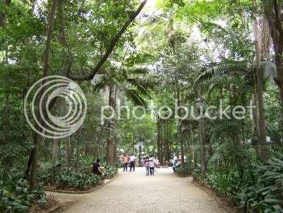 Parque Trianon - picture by Flavius Versadus