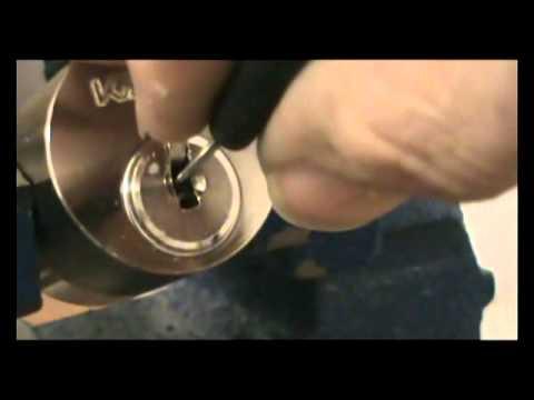 KABA EXPERT BUMPING - Kaba Expert Lock Opened In 5 Seconds!!