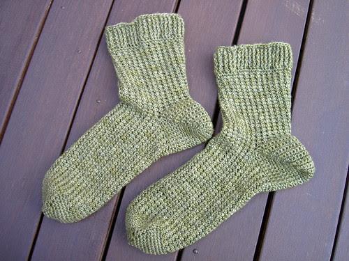 Minicluster lace socks
