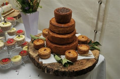 Pork Pie Wedding and Celebration Cakes   The Country
