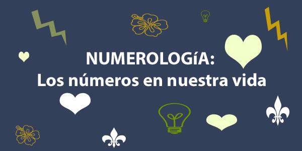El Significado De Los Números Numerología