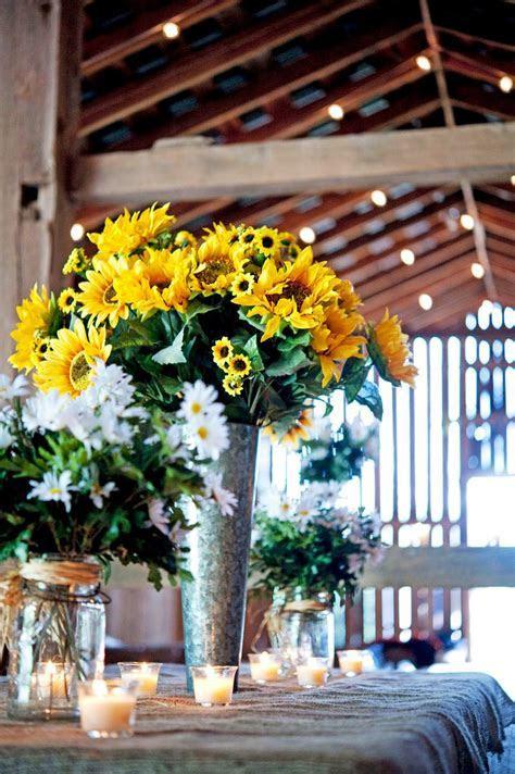 25 Sunflower Wedding Decorations Ideas   Wohh Wedding