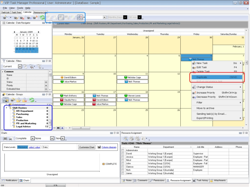 Day planner calendar software – make your days more productive