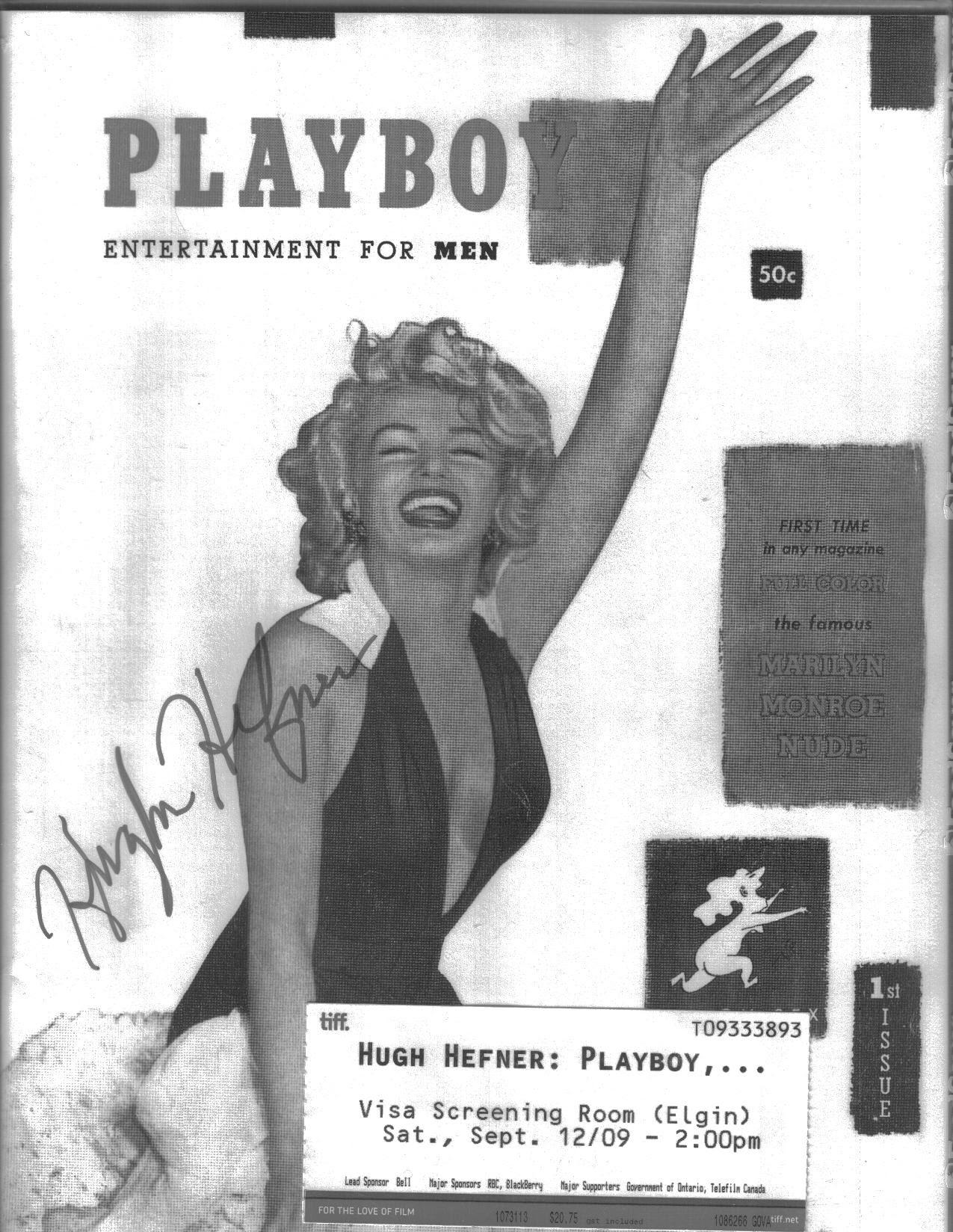 1st playboy