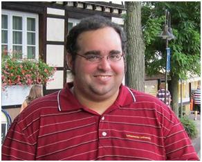 Author Photo - D. Martinez