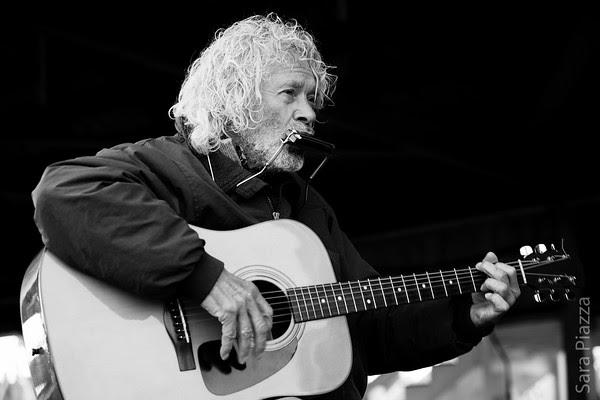 Mike Grasing, street troubador, Dave Corcoran