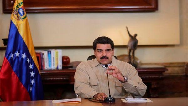 Presidente de la República Nicolas Maduro
