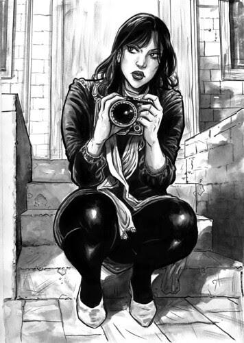 Lona Shooting and Spying