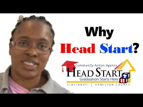 WHY HEAD START? by CAA Head Start Teacher Latashia O'Neal