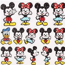 cute Mickey Mouse stickers from Japan kawaii   Sticker