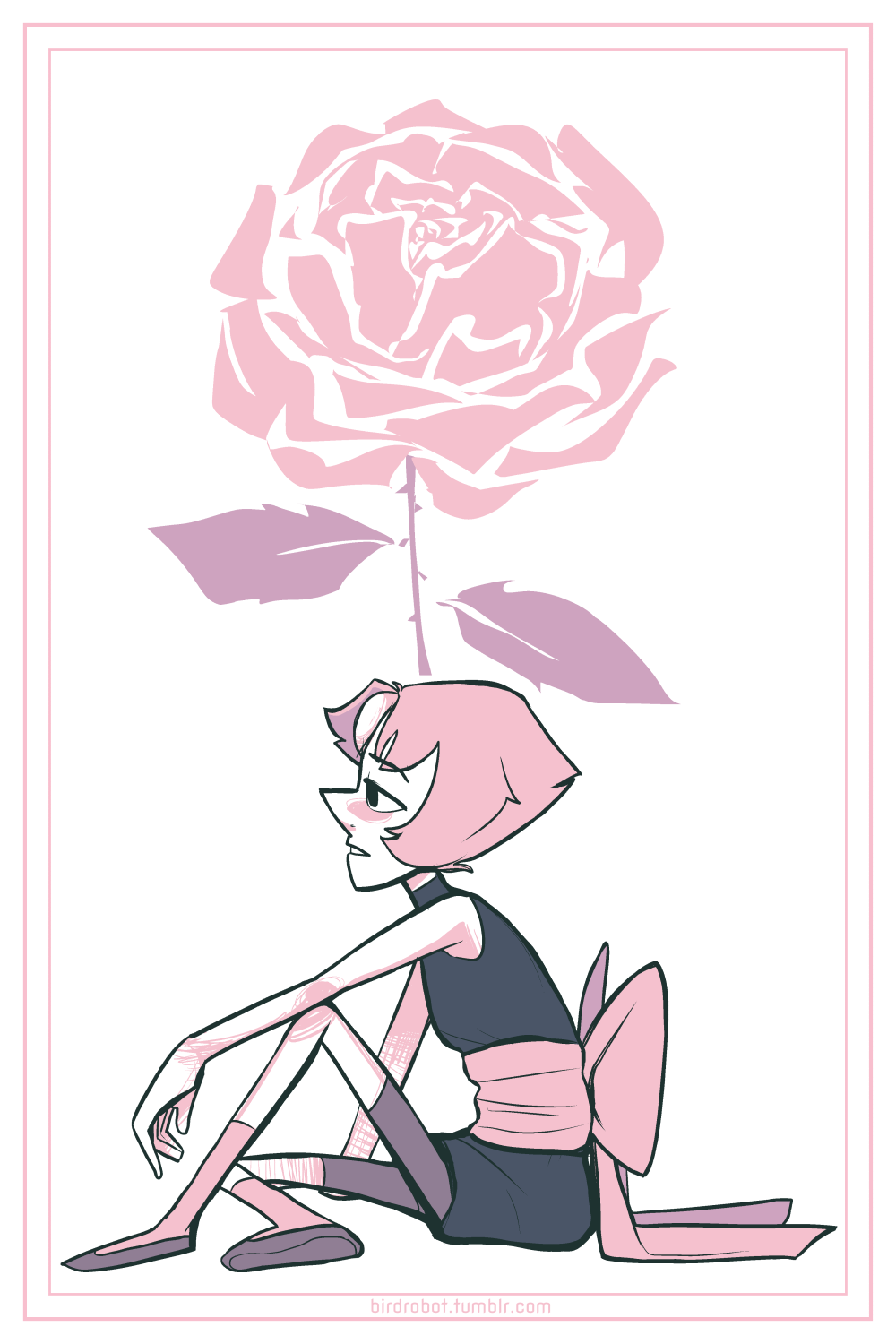 Ahh, this palette is perfect for Pearl.