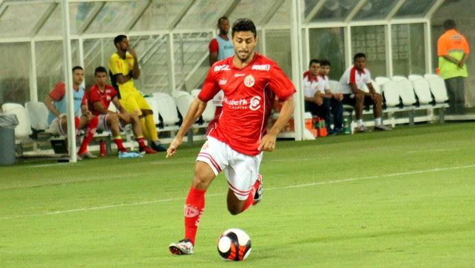 América-RN - Raul, atacante (Foto: Canindé Pereira/América FC/Divulgação)
