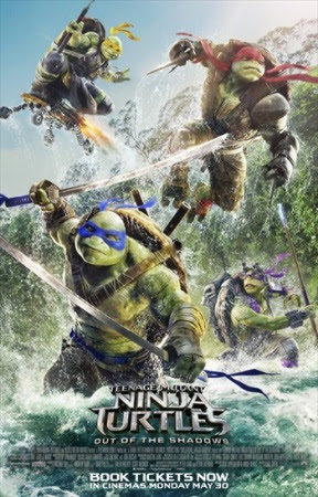 Teenage Mutant Ninja Turtles Out of the Shadows 2016 Movie Free Download Online