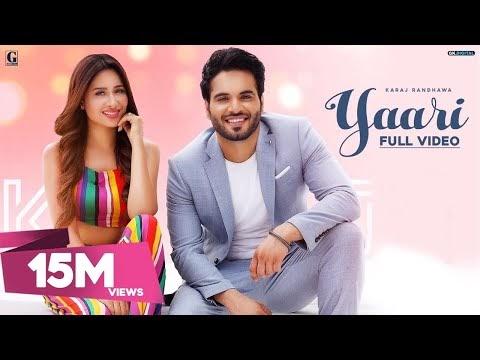 Yaari Punjabi Video Song