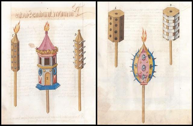 Feuerwerksbuch 173 + 175