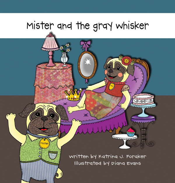 My latest Picture book....