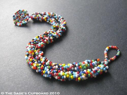 Kaleidoscope Bracelet by The Sage's Cupboard