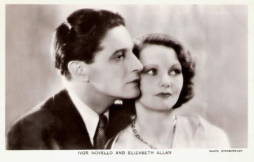 Ivor Novello, Elizabeth Allan