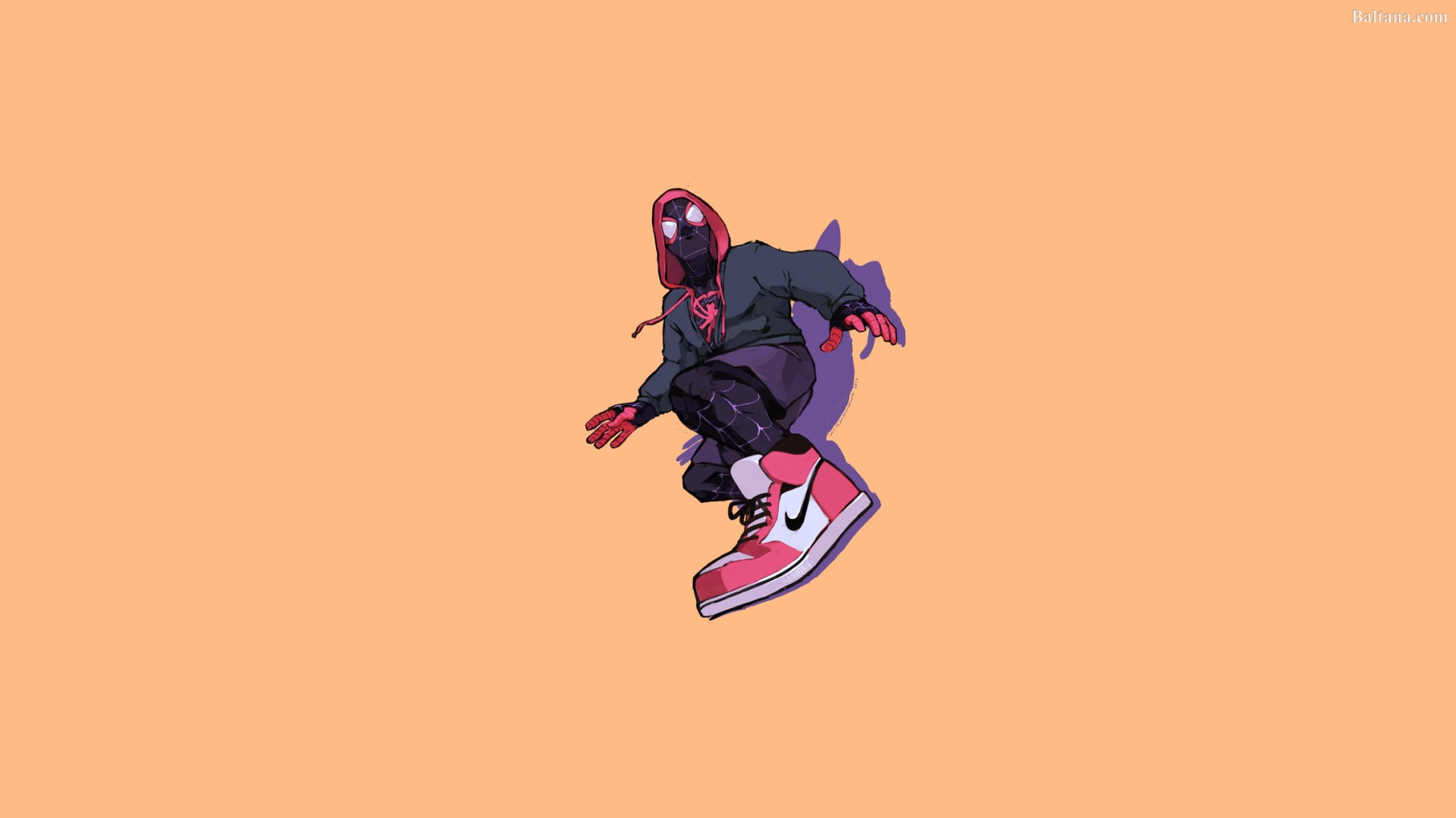 Spiderman Into The Spider Verse Widescreen Wallpapers 29954  Baltana