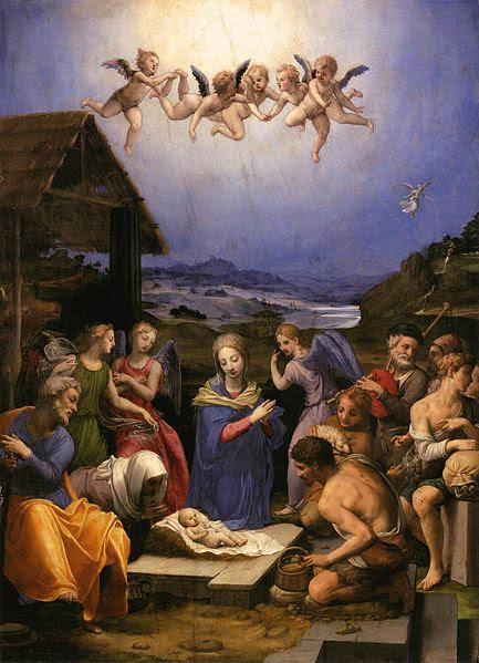 433px-Angelo_Bronzino_-_Adoration_of_the_Shepherds_-_WGA3276.jpg (433×599)
