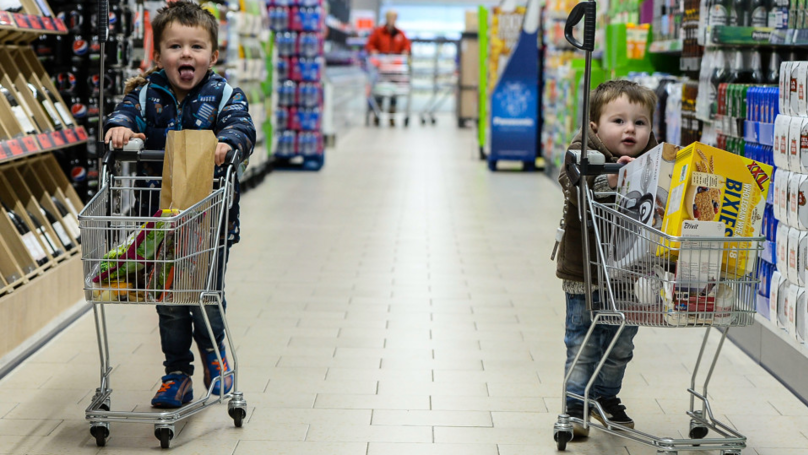 Lidl Introduces New 'Fun Size Trolleys' For Kids