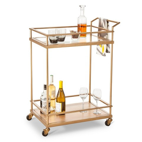 Threshold™ Bar Cart - Gold