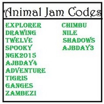 animal: Animal Jam Play Wild Redeem Codes For Sapphires 2019