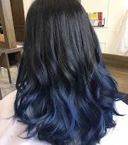 23+ Rambut Ombre Dark Blue, Info Terpopuler!