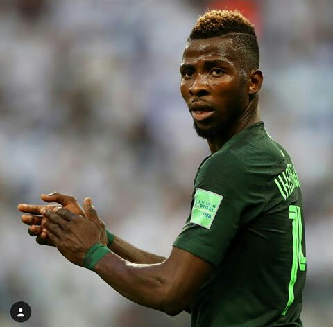 Eagles Will Do Better In 2022 World Cup – Kelechi Iheanacho