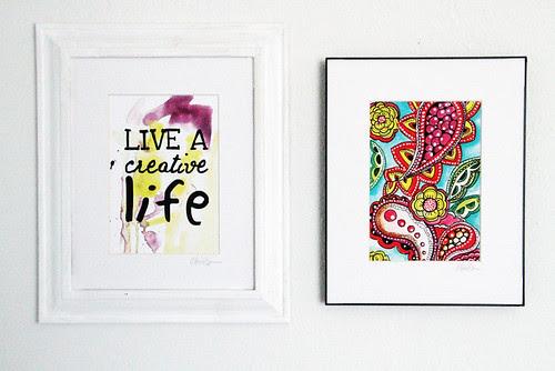 framed prints for new online shop