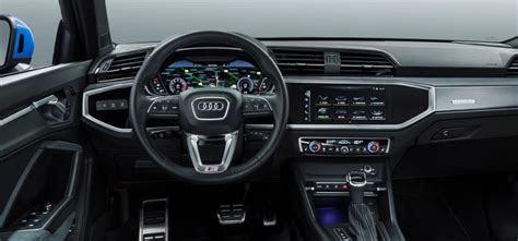 audi  interior audi cars review release raiacarscom