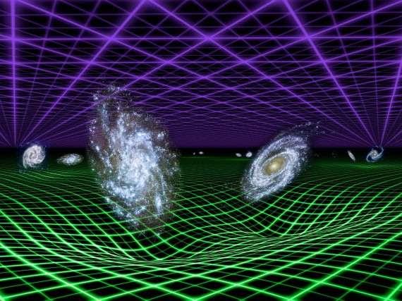 Μέσα στο χωρόχρονο οι κινήσεις δεν είναι κινήσεις αλλά χωροχρονικές τροχιές που μεταφράζονται σε κινήσεις, μια στατικότητα που 'μεταφράζεται' σε κίνηση. Το χωρόχρονο τον δημιούργησε ο μαθηματικός συλλογισμός, τον Ουρανό, ο ποιοτικός.