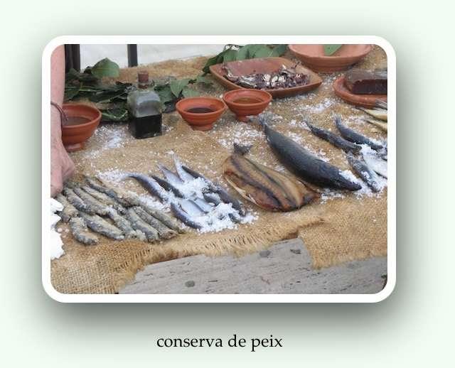 Conserva de peix