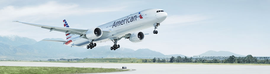 As tarifas da American Airlines não são mais oferecidas no Decolar.com
