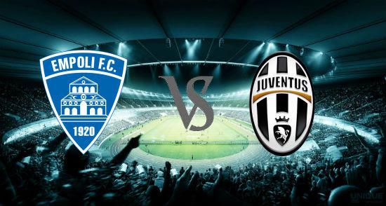 Assistir Juventus x Empoli ao vivo 02/10/2016