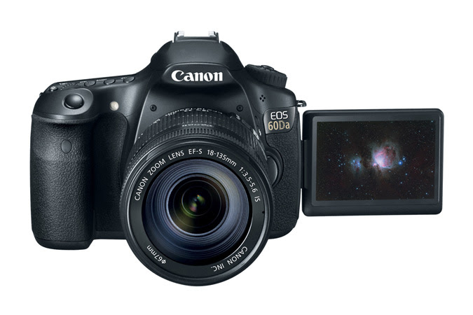 Canon 60Da Astrophotography Digital SLR Camera