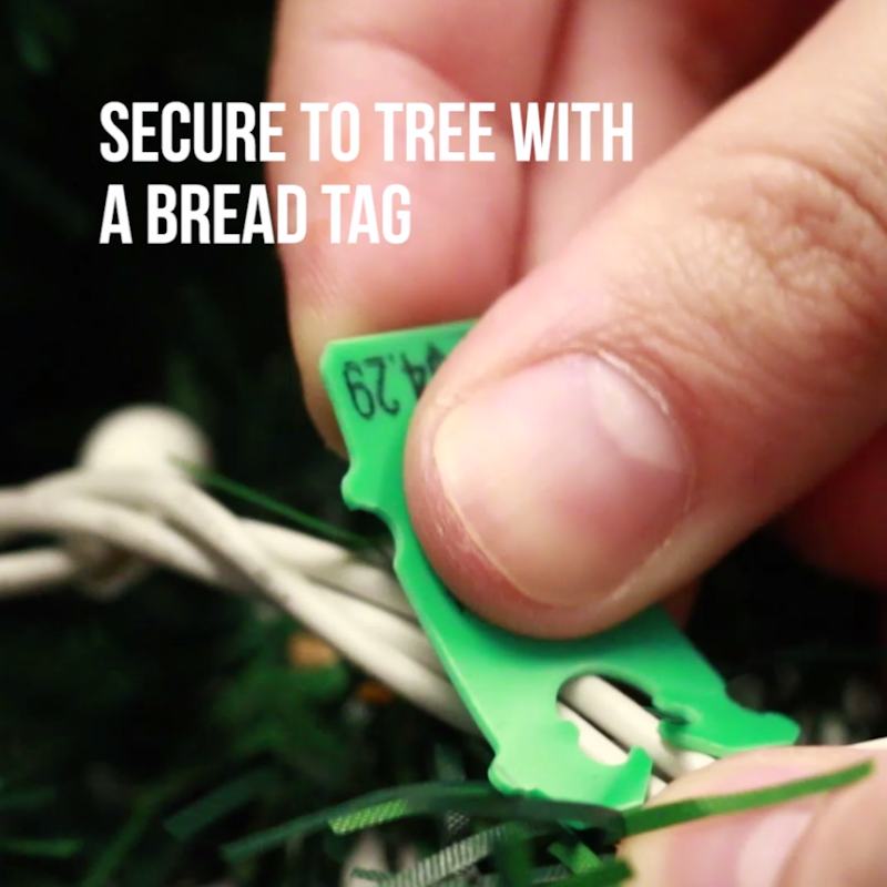 4 Insanely Creative Christmas Light Hacks That Are Easy AF